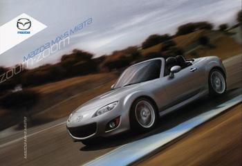 Mazda Print & Brochure