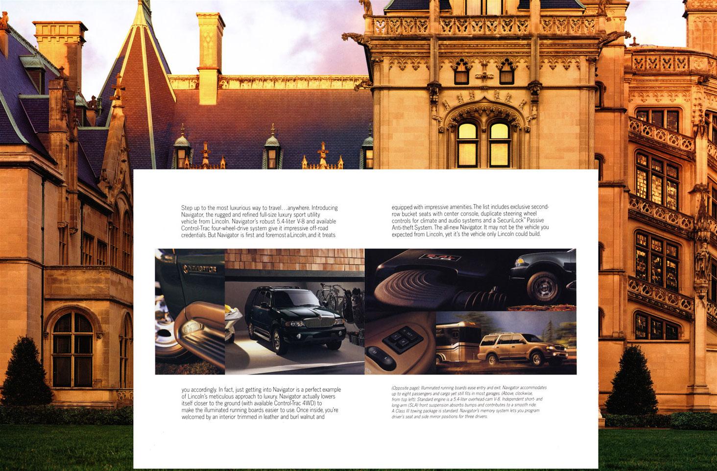 Lincoln Navigator Print